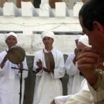 abiti tradizionali gnaoua Essaouira Marocco