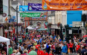 festivals irlandesi folk